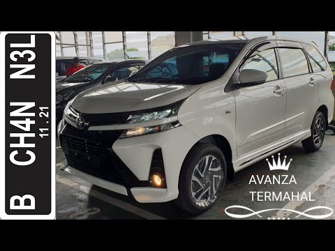 In Depth Tour Toyota Avanza 1.5 Veloz A/T [F650] 2nd Facelift (2019) - Indonesia