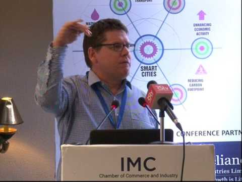 """International Conference on Smart Cities on """"Reimagining Urban Spaces and Financing"""""""