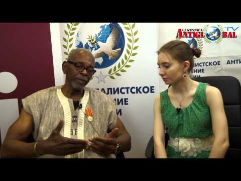 Interview with the leader of the African People's Socialist Party Omali Yeshitelа