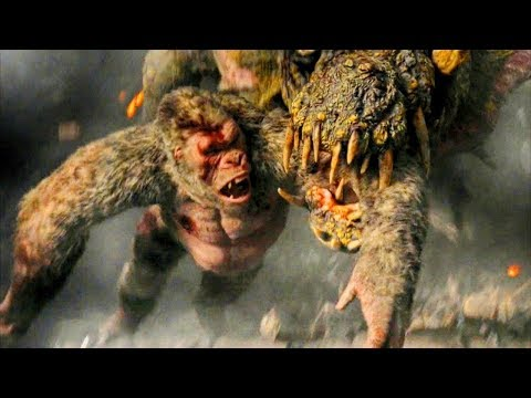 Top 10 Epic Giant Monster Fight Scenes (Part 2)