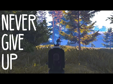 Never Give Up: The Power of Music - Rust