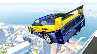 Dropping Cars #1 – BeamNG Drive