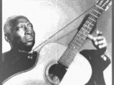 Leadbelly - The Blood Done Signed My Name