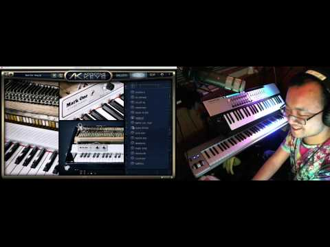 PROJECT PRESET - Addictive Keys Part 3 - Electric Piano