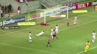 Vila Nova é derrotado pelo Santa Cruz na Arena Pernambuco