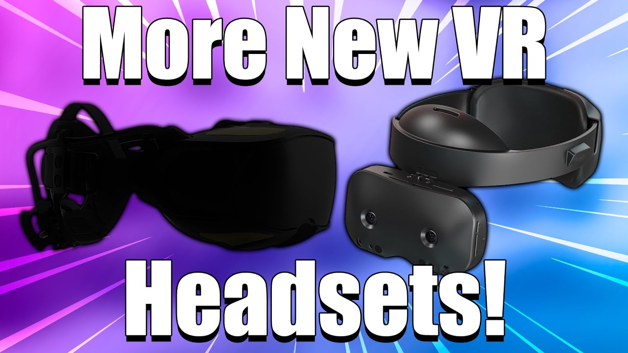 This Might Just Be The New Quest Competitor! Possible Oculus Quest 3 Patents & More!