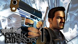 Syphon Filter - Dark Mirror [PSP] walkthrough part 1