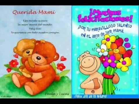 Cancion para una futura mama youtube - Cartas de san valentin en ingles ...