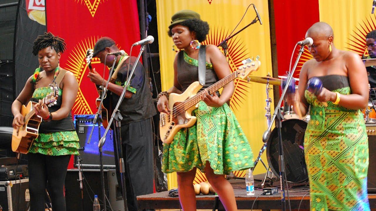Edith weUtonga Agodoka (Live at HIFA 2011) - YouTube