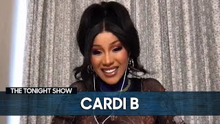 Cardi B Reveals the Real Meaning Behind Up