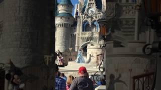 "Disney Frozen ""Let it GO"" Magic Kingdom"" 2016"