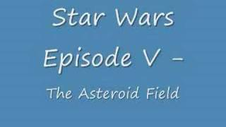 Star Wars V - The Asteroid Field