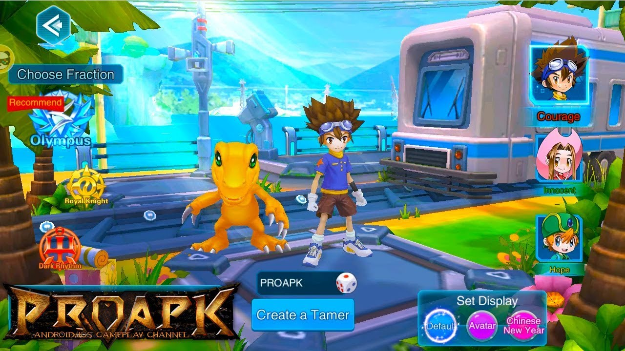 Digimon Android