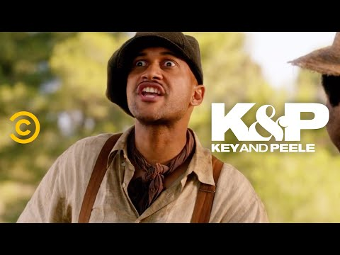 What Catcalling Was Like in the Olden Days - Key & Peele