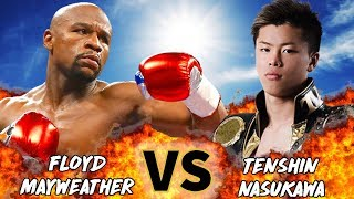 TENSHIN NASUKAWA VS FLOYD MAYWEATHER | VERSUS | MMA ?