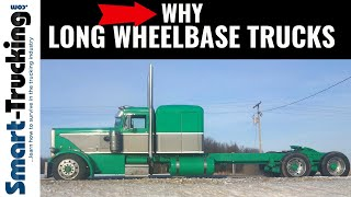 What Truckers Need to Know About Long Wheelbase Trucks