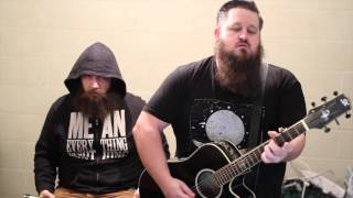 Alibrandi - Chop Suey/Radioactive Acoustic Cover
