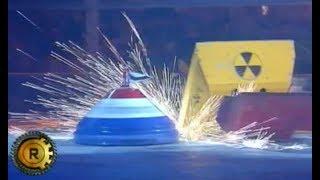 Robot Wars: Typhoon 2 - Top 3 Most Destructive Battles