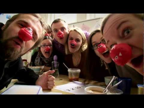 "Red Nose Day 2013 Schools' Song - ""We're The Fun-Raisers"" for Comic Relief"