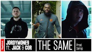 Jordymone9 - The Same ft. Jack & Cor (prod. Serop)