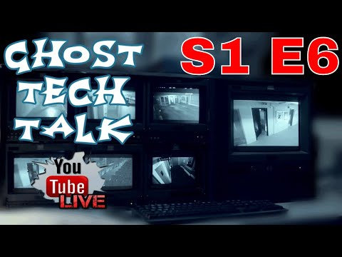 Copyright Infringement. Ghost Tech Talk with PSPR Paranormal Pursuit and PANICd Paranormal History!