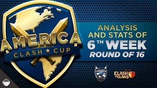 American Clash Cup 6th week Summary (Spanish)