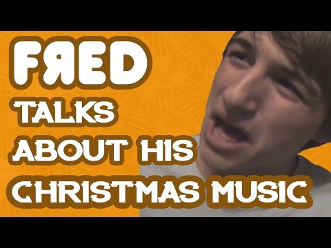 Fred Talks About His Christmas Music