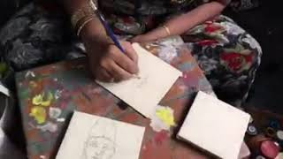 Download How To Draw Lakshmi Face MP3, MKV, MP4 - Youtube to