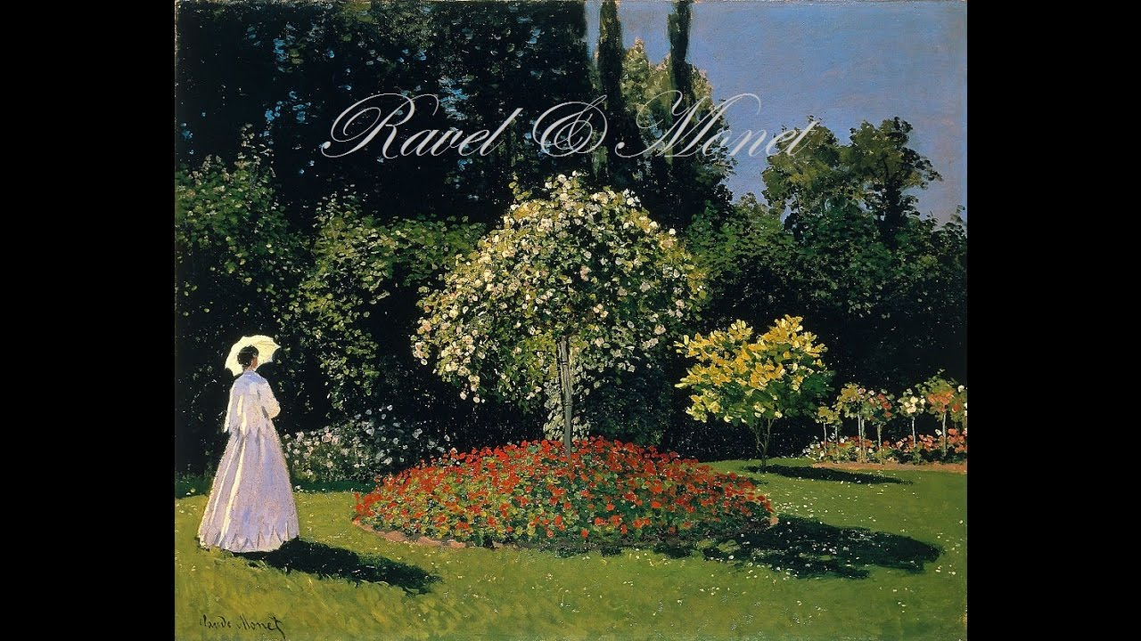 Pittore Francese Maurice Ravel Ma Mère L Oye Paintings By Claude Monet