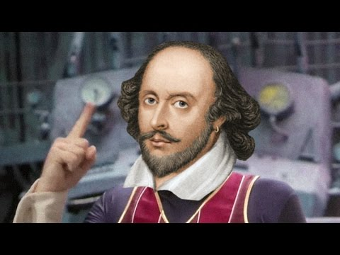 We Are Number One but it's been translated to Shakespearean