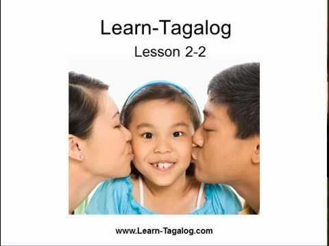 Learn Tagalog Lesson 6060 YouTube Classy Taga Nug Youtube