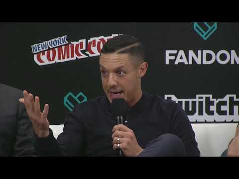 Sons of Anarchy • Theo Rossi • Ryan Hurst • New York Comic Con 2017 •
