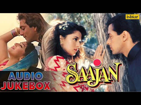 Saajan Movie Song Jukebox  Salman Khan, Sanjay Dutt & Madhuri Dixit Hit Songs  Nadeem & Shravan