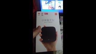 Xiami 3c TV box прошивка и настройка (Рус)