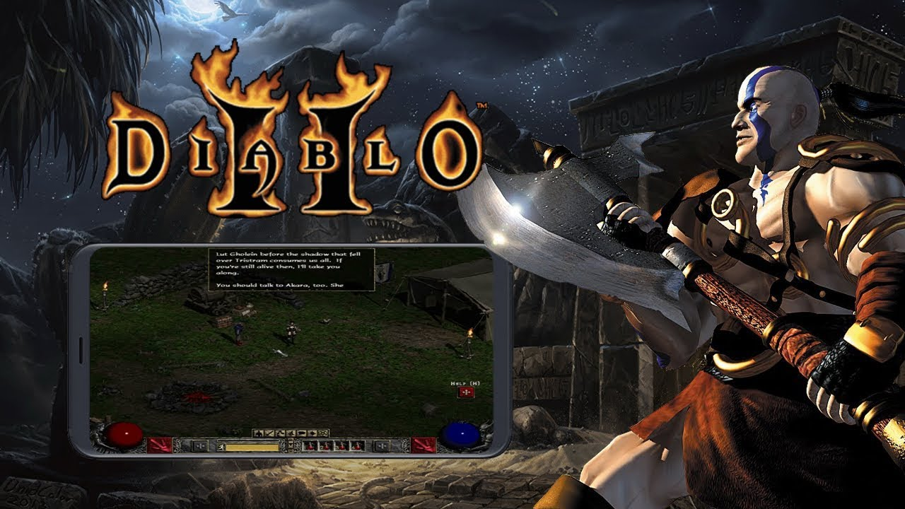 Diablo 2 Mobile Gameplay Android APK & IOS Download