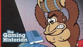 History of Donkey Kong - Gaming Historian