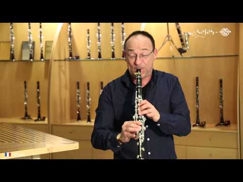 Presence the new clarinet SeleS