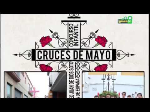El Concurso Infantil de Cruces de Mayo regresa este jueves al paseo Juan de Dios Soto