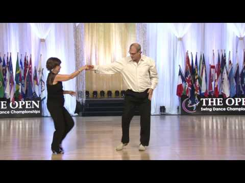 2016   Strictly Shag Open   Sam West & Pat Folds   US Open