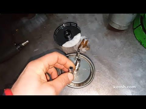 Частая ошибка при замене топливного фильтра, убивающая топливную аппаратуру