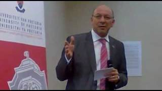 "Trevor Manuel Graces Launch of ""The Mamelodi Voice"" 2/3"