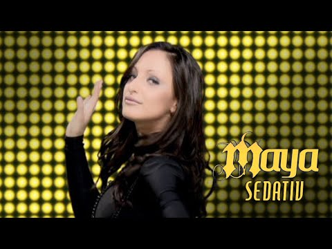 Maya Berovi - Sedativ - (Official Music Video)