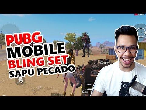 download SAPU PECADO DENGAN BLING SET - PUBG MOBILE INDONESIA