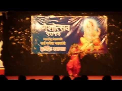 Reshmachya Reghani Lavani by Surhi Kosumbkar
