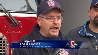 Newburyport firefighters help deliver baby boy