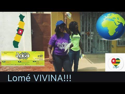 Vlog4: Campagne D'évangélisation /Lomé by night