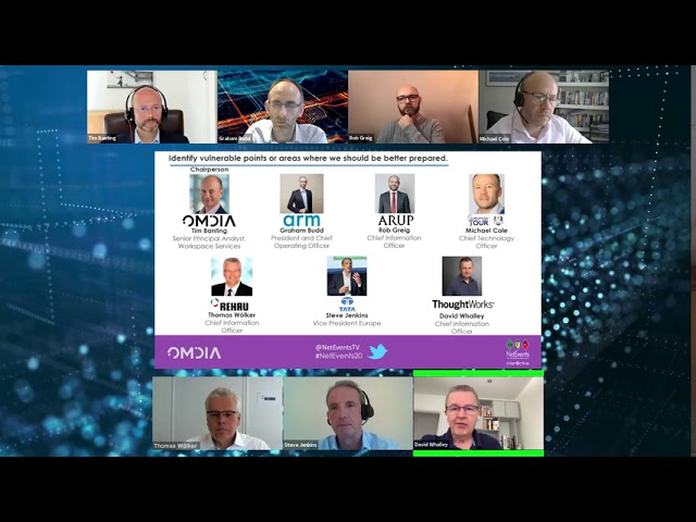 CIO RT - Business Continuity & Agility During & After Times of Crisis – Part 2