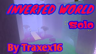 Roblox I Flood Escape 2 l Inverted World by Traxex16! (SOLO) (Epic fail)