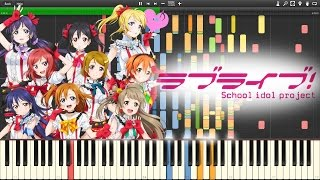 "Gambar cover ラブライブ!2期メドレー ""Love Live! 2nd season medley"""