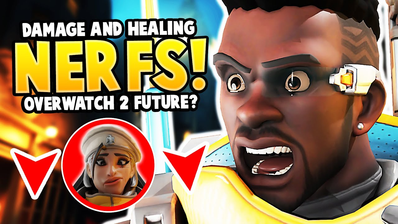 Overwatch 2 Future Patch? - HUGE Healing & Damage NERFS LIVE! thumbnail